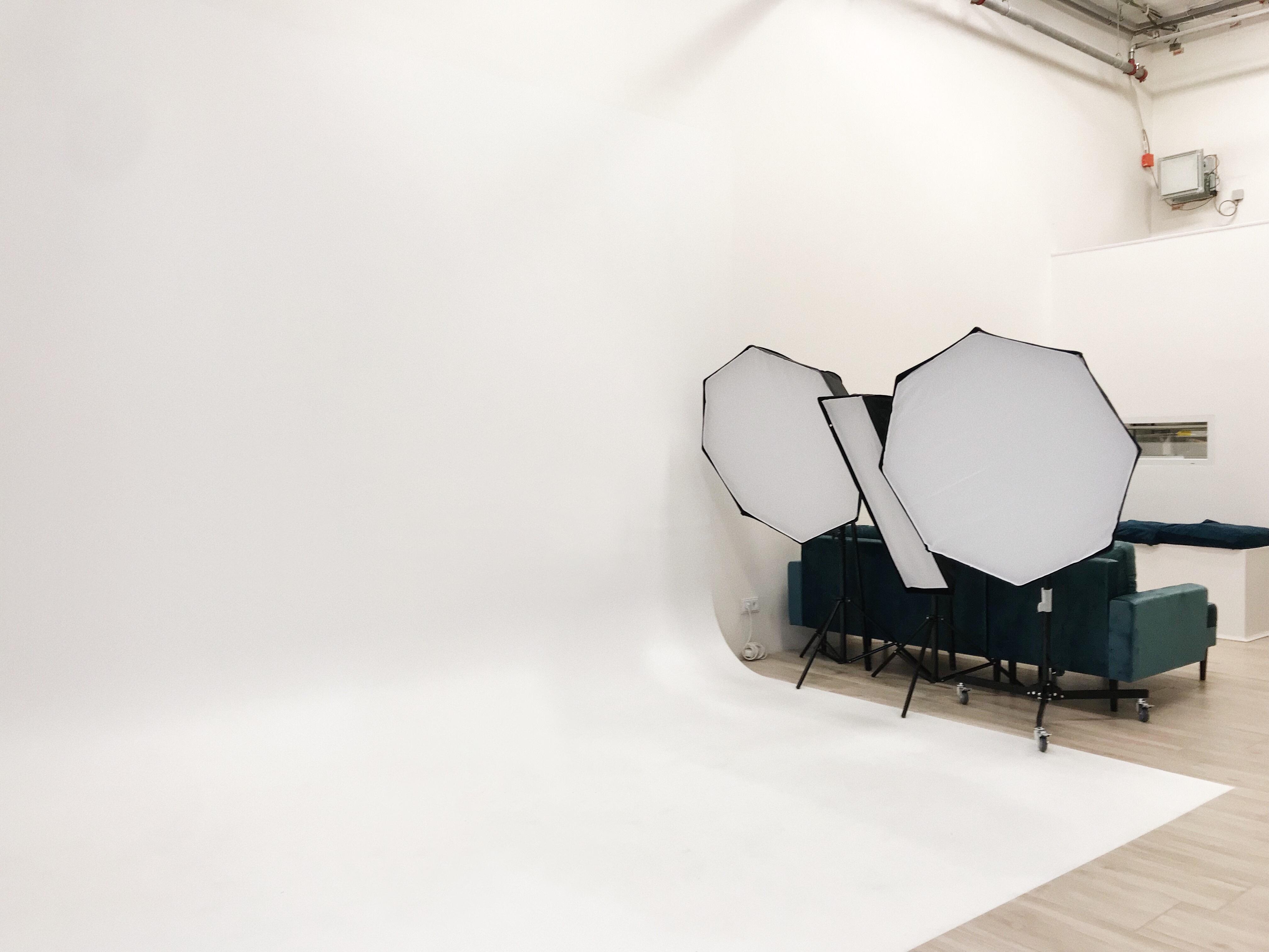 Fotoateliér Swan Studio - zařízení